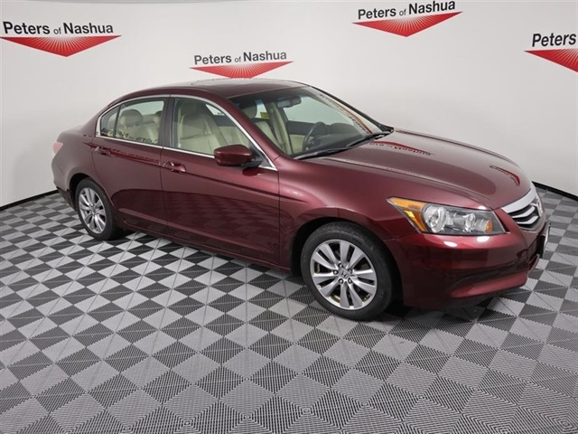 Pre Owned 2011 Honda Accord EX L