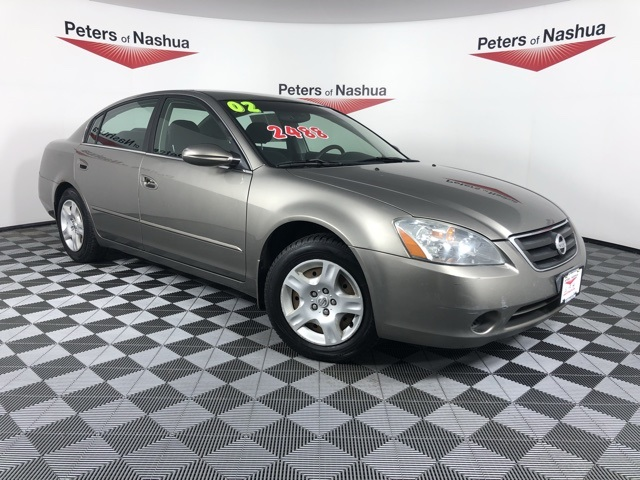 Pre-Owned 2002 Nissan Altima 2.5 S