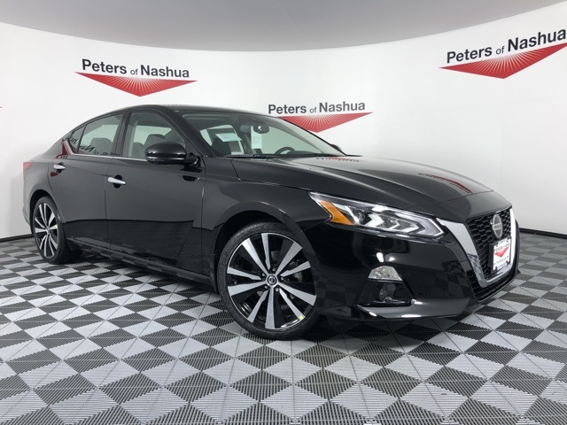 New 2019 Nissan Altima 2.5