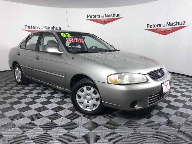 Pre-Owned 2002 Nissan Sentra XE