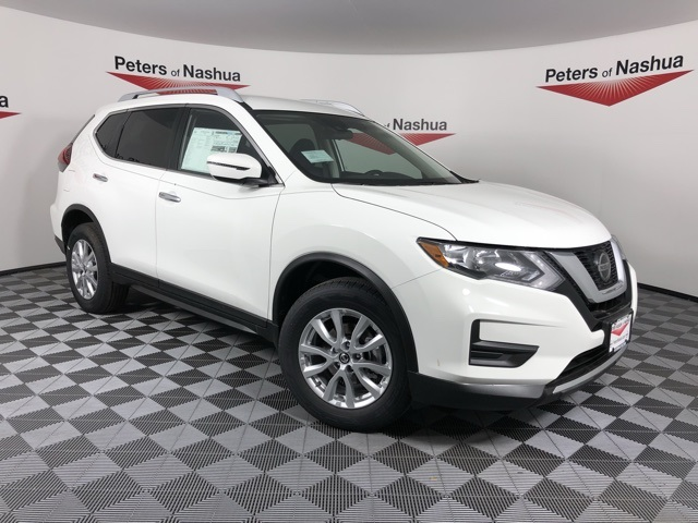 New 2019 Nissan Rogue S