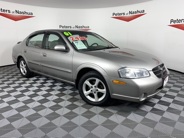 Pre-Owned 2001 Nissan Maxima SE