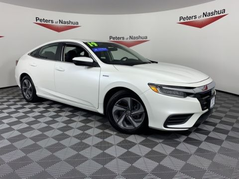 Certified Pre-Owned 2019 Honda Insight LX FWD 4D Sedan