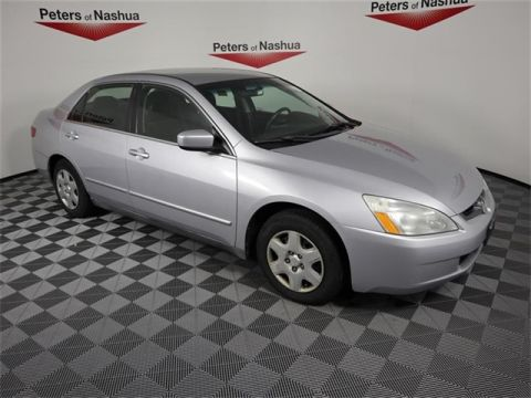 Pre-Owned 2005 Honda Accord LX FWD 4D Sedan 2.4