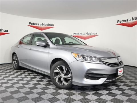 Pre-Owned 2016 Honda Accord LX FWD 4D Sedan