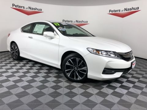 Pre-Owned 2017 Honda Accord EX-L FWD 2D Coupe