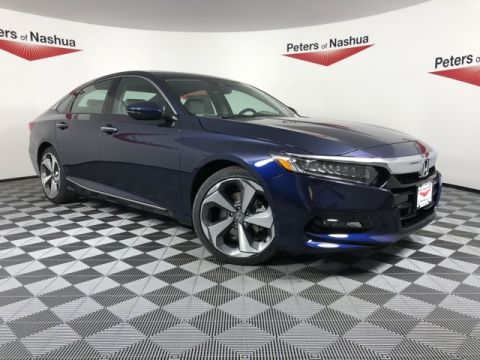 New 2018 Honda Accord Touring 2.0T FWD 4D Sedan