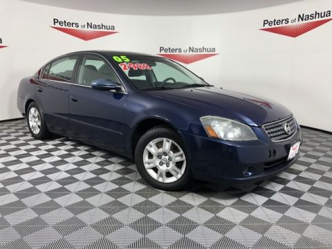 Pre-Owned 2005 Nissan Altima 2.5 S FWD 4D Sedan