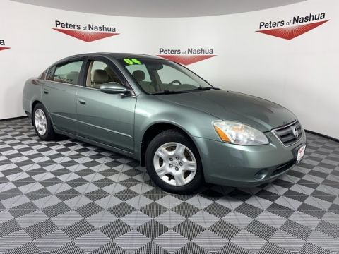 Pre-Owned 2004 Nissan Altima 2.5 S FWD 4D Sedan
