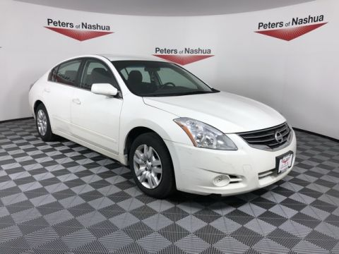 Pre-Owned 2012 Nissan Altima 2.5 S FWD 4D Sedan