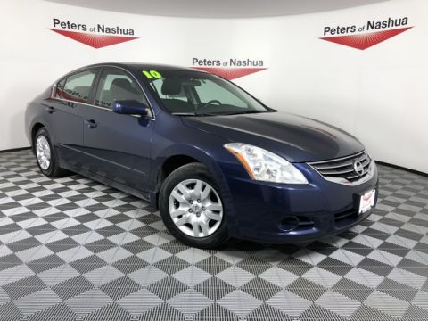 Pre-Owned 2010 Nissan Altima 2.5 S FWD 4D Sedan