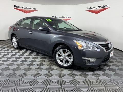 Pre-Owned 2013 Nissan Altima 2.5 SV FWD 4D Sedan