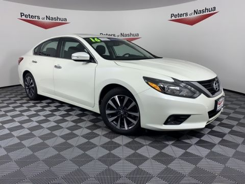 Pre-Owned 2016 Nissan Altima 2.5 SL FWD 4D Sedan