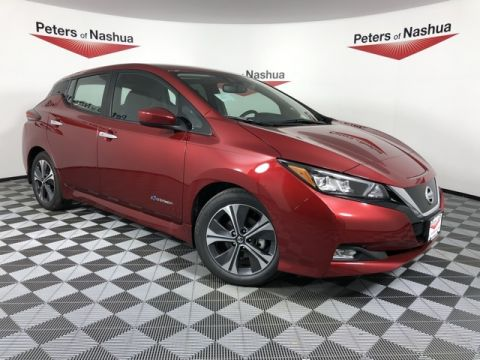 New 2019 Nissan Leaf SV FWD 4D Hatchback