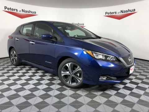 New 2019 Nissan Leaf SL FWD 4D Hatchback