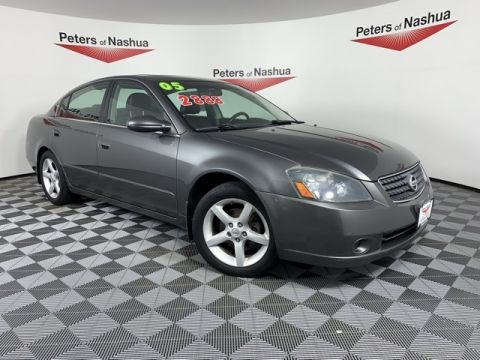 Pre-Owned 2005 Nissan Altima 3.5 SE FWD 4D Sedan