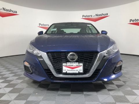 New 2019 Nissan Altima 2.5 S FWD 4D Sedan