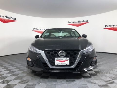 New 2019 Nissan Altima 2.5 SV FWD 4D Sedan