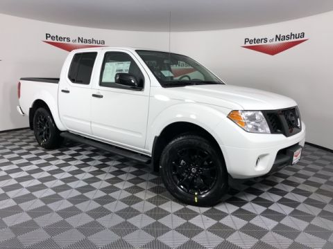 New 2019 Nissan Frontier SV 4WD