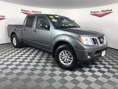 Pre-Owned 2016 Nissan Frontier SV 4WD