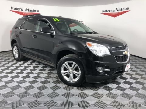 Pre-Owned 2013 Chevrolet Equinox LT 2LT AWD