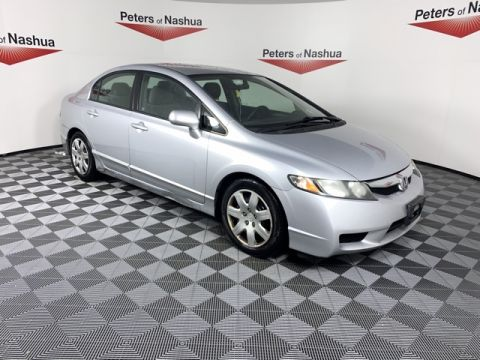 Pre-Owned 2011 Honda Civic LX FWD 4D Sedan