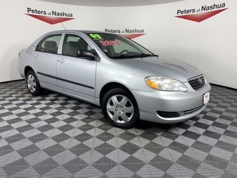 Pre-Owned 2008 Toyota Corolla CE FWD 4D Sedan