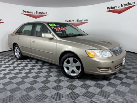 Pre-Owned 2000 Toyota Avalon XL FWD 4D Sedan