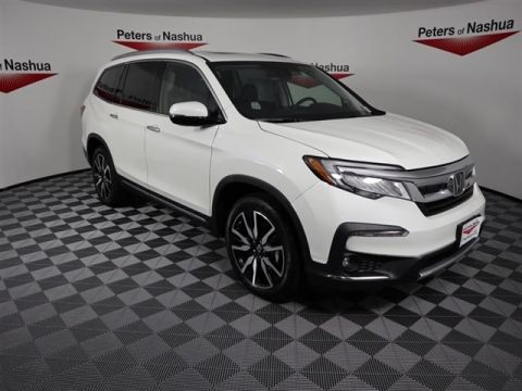 New 2019 Honda Pilot Elite With Navigation & AWD
