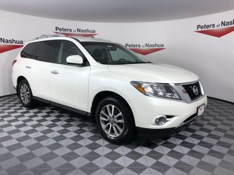 Certified Pre-Owned 2015 Nissan Pathfinder SV 4WD