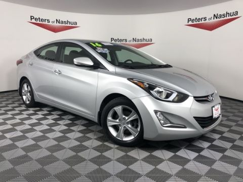 Pre-Owned 2016 Hyundai Elantra Value Edition FWD 4D Sedan