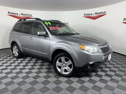 Pre-Owned 2009 Subaru Forester 2.5X Limited AWD