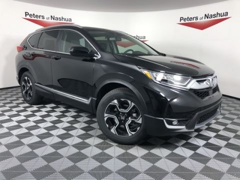 New 2019 Honda CR-V Touring With Navigation & AWD