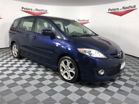 Pre-Owned 2009 Mazda5 Grand Touring FWD 4D Wagon