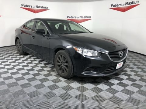 Pre-Owned 2016 Mazda6 i Sport FWD 4D Sedan