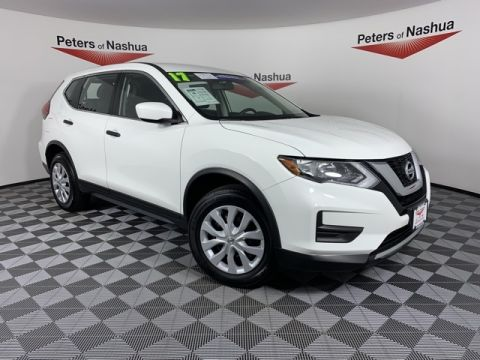 Pre-Owned 2017 Nissan Rogue S AWD
