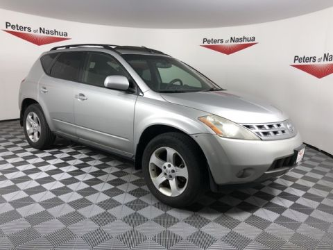 Pre-Owned 2004 Nissan Murano SL AWD