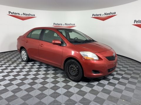 Pre-Owned 2009 Toyota Yaris Base FWD 4D Sedan