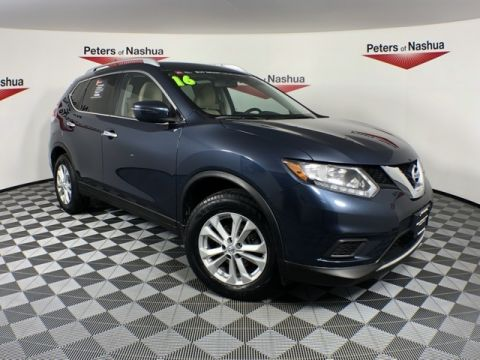 Certified Pre-Owned 2016 Nissan Rogue SV AWD