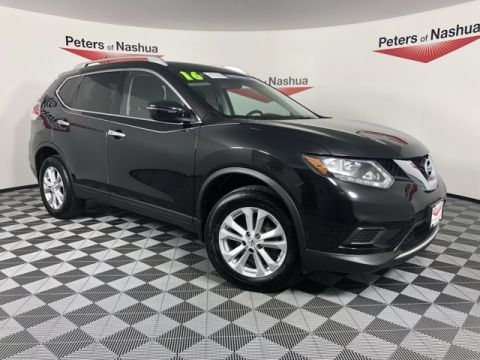 Pre-Owned 2016 Nissan Rogue SV AWD